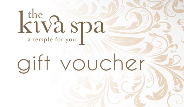 The Kiva Spa Gift Voucher